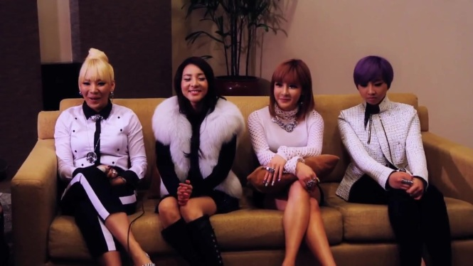987FM interview_ Muttons meets 2NE1 for the SECOND TIME! 099