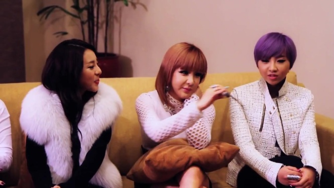 987FM interview_ Muttons meets 2NE1 for the SECOND TIME! 248