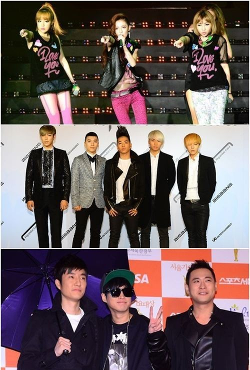 News Big Bang Epik High 2ne1 Yg Artists Take Over German K Pop