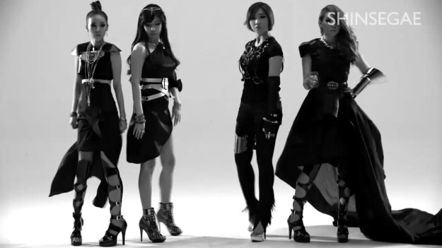 2NE1 LOVES SHINSEGAE on Vimeo 468