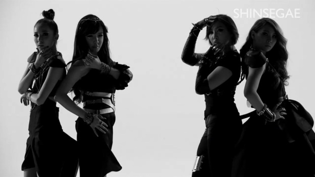 2NE1 LOVES SHINSEGAE on Vimeo 474
