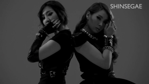 2NE1 LOVES SHINSEGAE on Vimeo 478