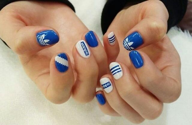 Twitter Daras New Nail Art Dara Is All In Forever With Dara