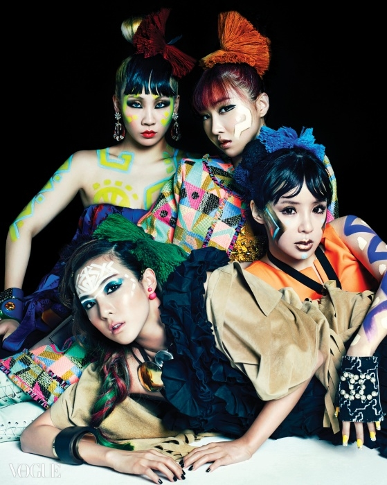 Vogue Korea 2NE1