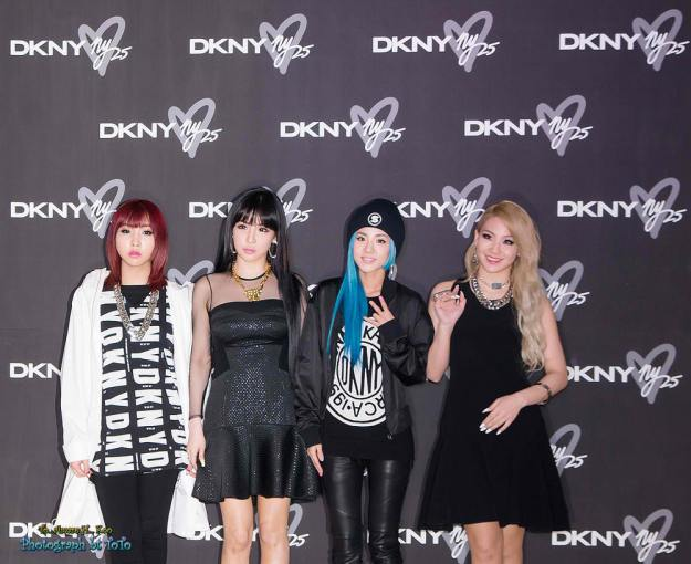2NE1-DKNY-Event-1