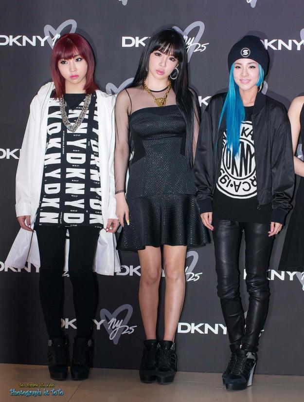 2NE1-DKNY-Event-2