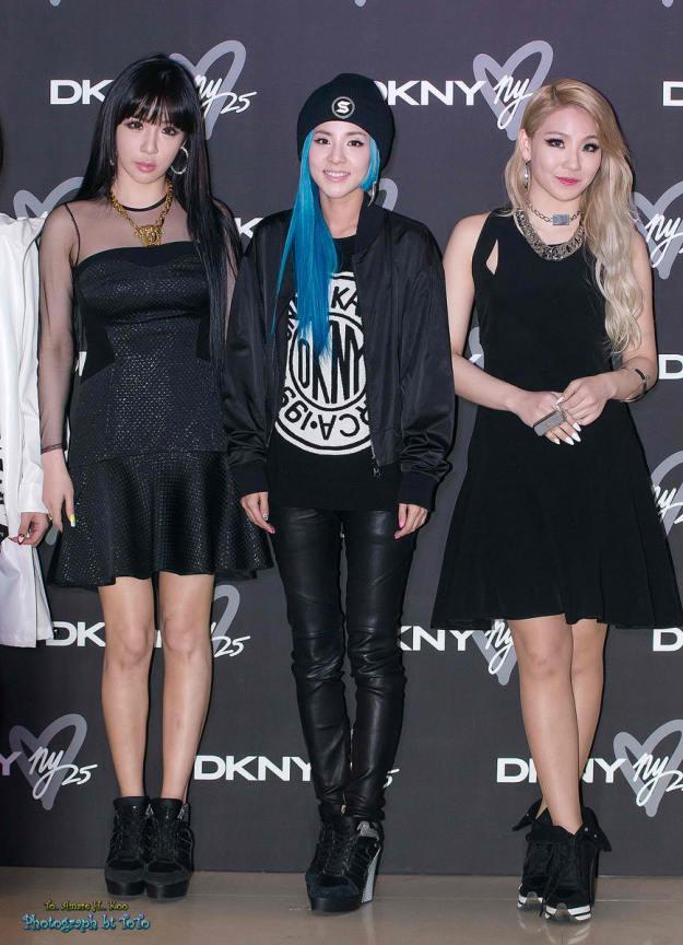 2NE1-DKNY-Event-4