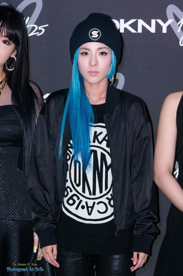 Dara-DKNY-Event