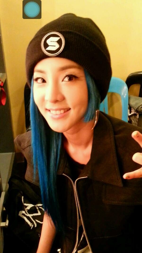 Dara-Backstage-Showtime
