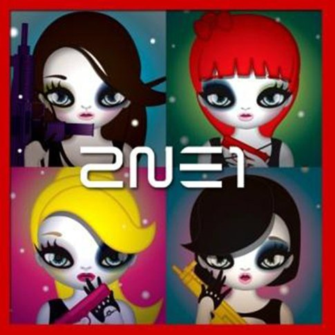 2ne1-2nd-mini-album