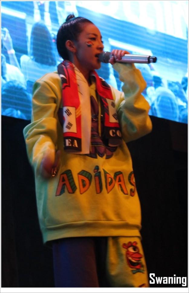 Dara Adidas Nexon Arena 4