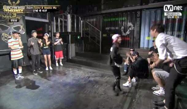 Screencaps of Pretty Dara SMTM3 10