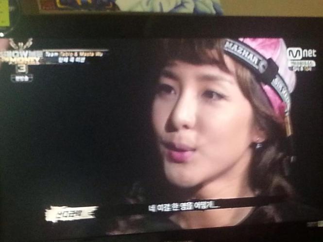 Screencaps of Pretty Dara SMTM3 5
