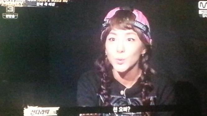 Screencaps of Pretty Dara SMTM3 7