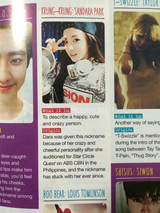 Tenn Magazine 2NE1 5