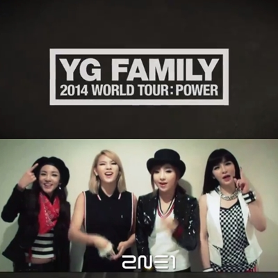 YG Family World Tour 2014 Power in Seoul