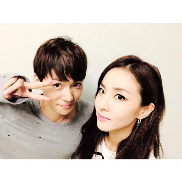 Dara Jinwoo Instagram Update 140817