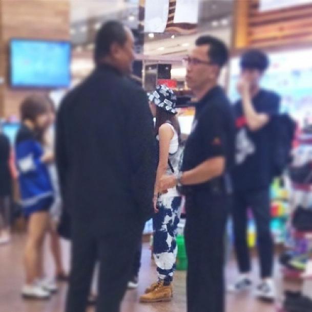 Tourist Dara Spotted 1