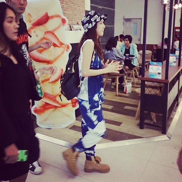 Tourist Dara Spotted 2
