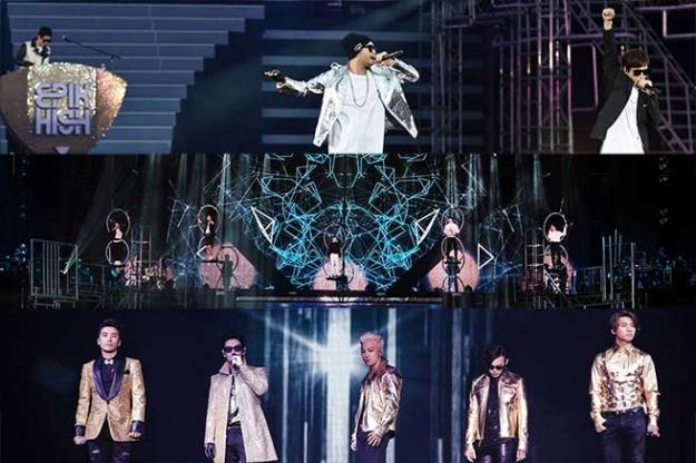yg family concert review 3