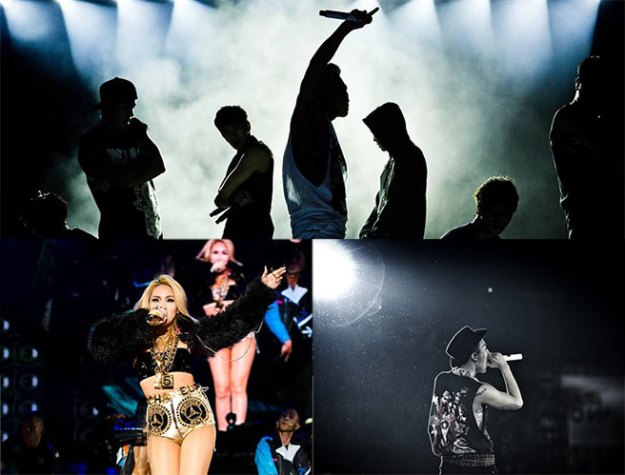 yg family concert review 4