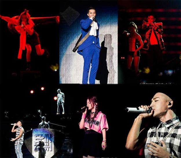 yg family concert review 5