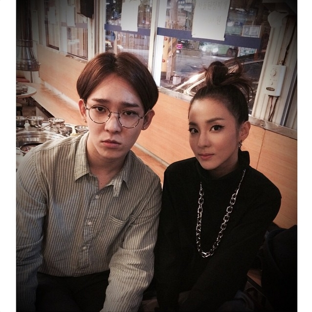 Dara - Taehyun Instagram Update 141023