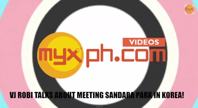 MYX Video with Dara
