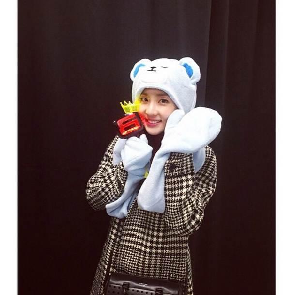 150117 - Dara Instagram Update 2