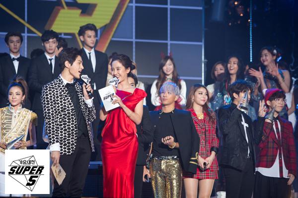 SBS Gayo Daegun 2014 10