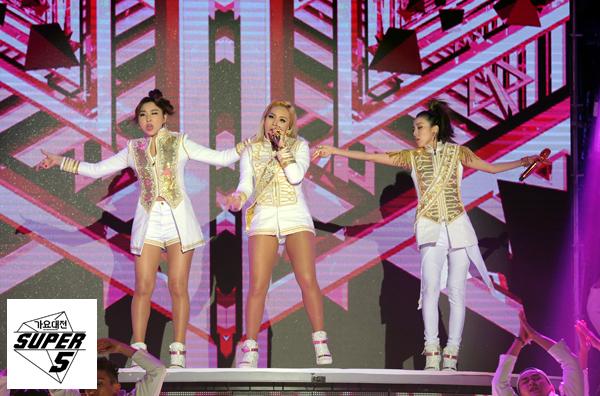 SBS Gayo Daegun 2014 3