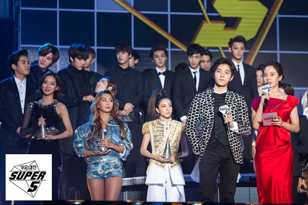 SBS Gayo Daegun 2014 8