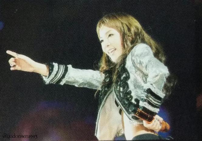 YG Family Photobook Dara 1