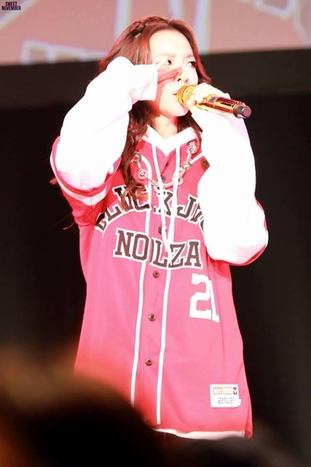 141212 2NE1 FANCLUB EVENT in TOKYO D1 2