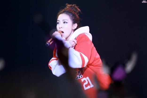 141212 2NE1 FANCLUB EVENT in TOKYO D2 3