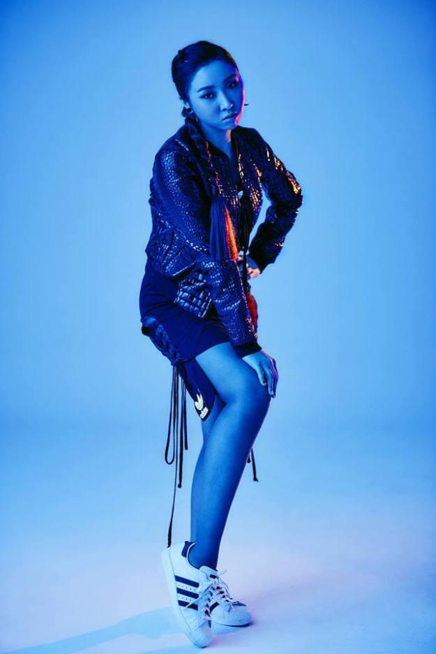 Adidas 2NE1 - 2-15 Campaign 6