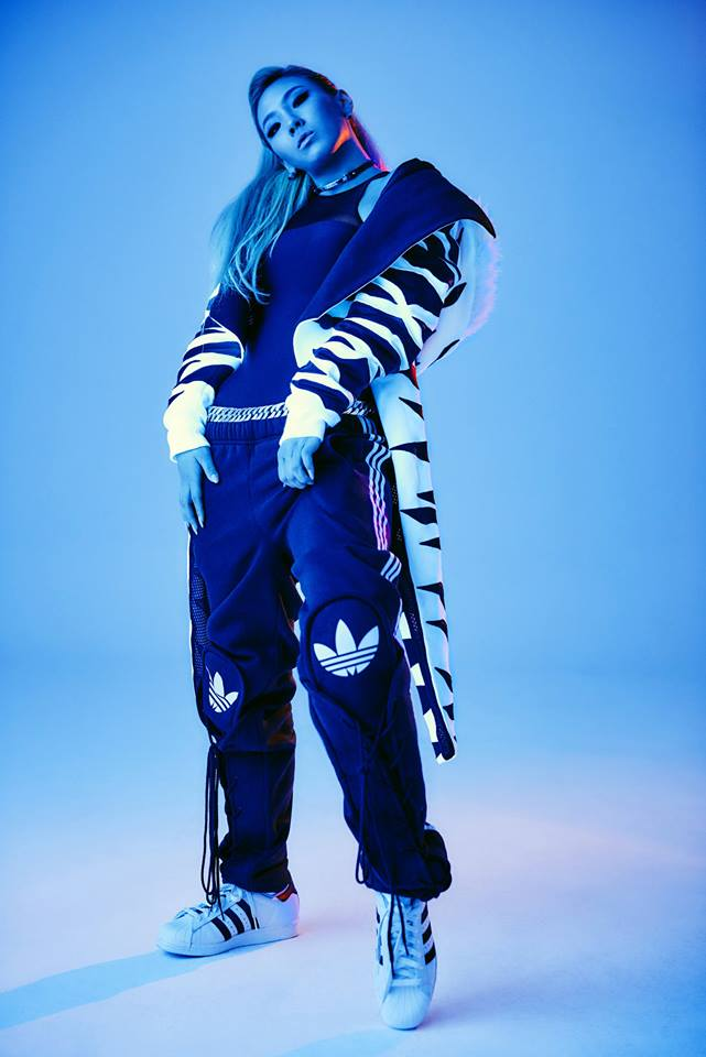 Adidas 2NE1 - 2-15 Campaign 7
