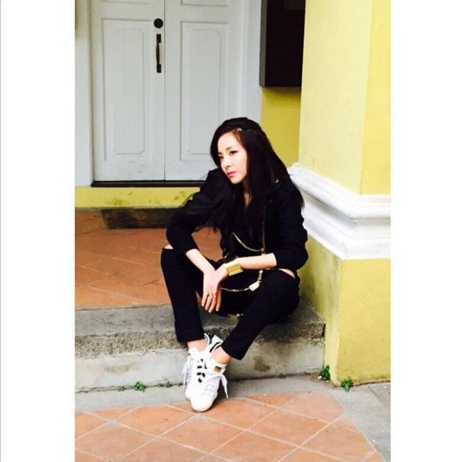 Dara Instagram Update 150328 5