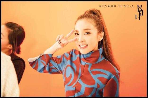 Sunwoo Jung-A MV 3