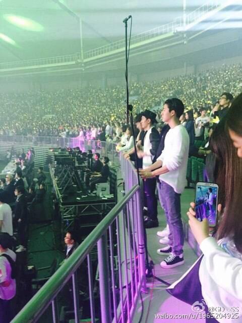 150425 BIGBANG Concert D-1 Dara 8