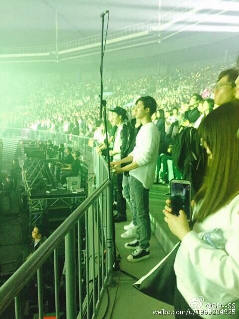 150425 BIGBANG Concert D-1 Dara 9