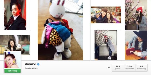 Daraxxi Instagram