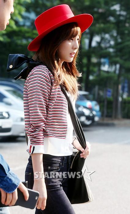 150501 Dara at KBS Music Bank 18