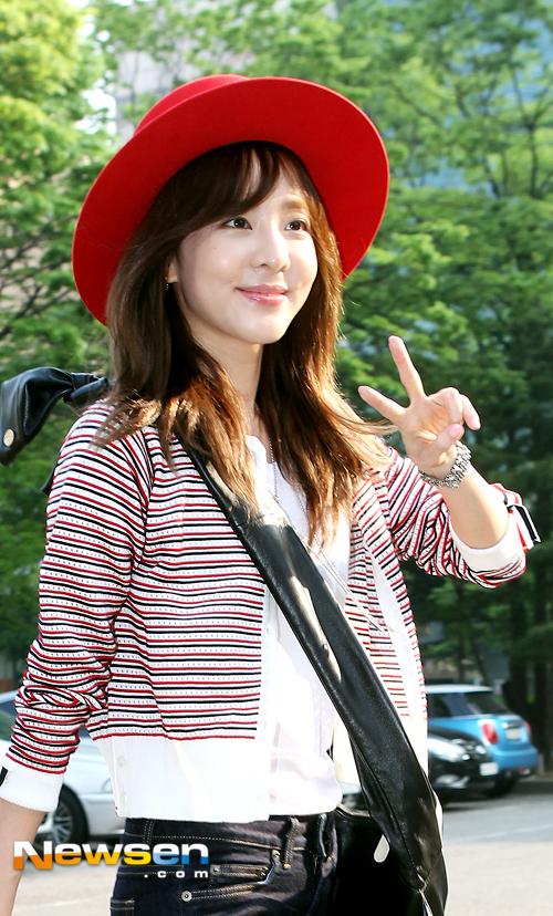 150501 Dara at KBS Music Bank 5