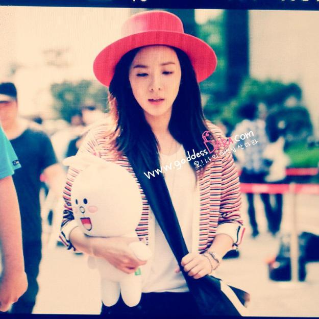 150501 Fantaken Dara at KBS Music Bank 1