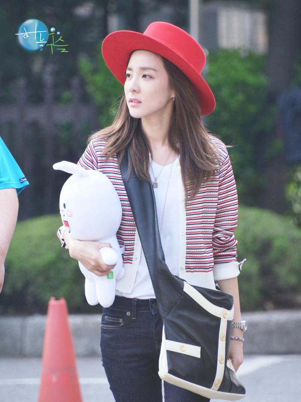 150501 Fantaken Dara at KBS Music Bank 13
