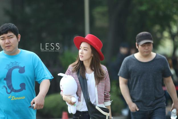 150501 Fantaken Dara at KBS Music Bank 17
