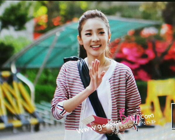 150501 Fantaken Dara at KBS Music Bank 23