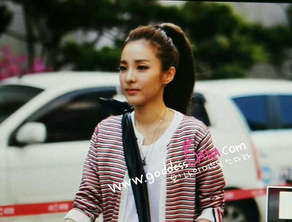 150501 Fantaken Dara at KBS Music Bank 24