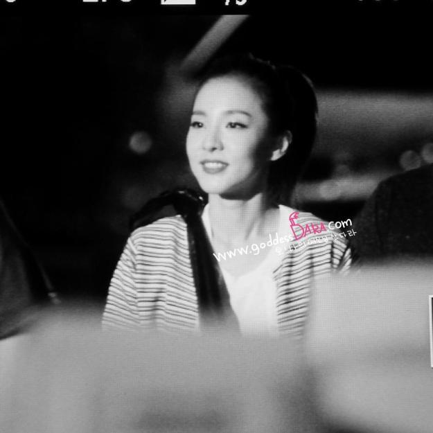 150501 Fantaken Dara at KBS Music Bank 25
